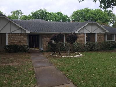 Fort Worth Single Family Home For Sale: 9009 Hunters Glen Trail