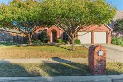 Little Elm Single Family Home For Sale: 2429 Northwind Drive