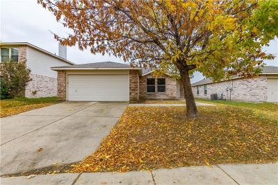 Little Elm Single Family Home For Sale: 2709 Woodlake Parkway