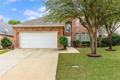 Fort Worth Single Family Home For Sale: 5758 Walnut Creek Drive