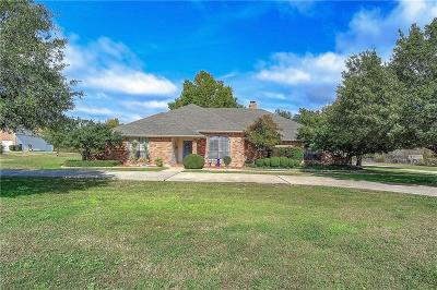 Denison Single Family Home For Sale: 101 Highland Terrace Circle