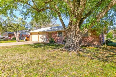 Stephenville Single Family Home Active Option Contract: 1151 N Lillian Street