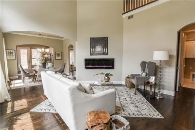 Collin County, Denton County Townhouse For Sale: 4237 Mingo Drive