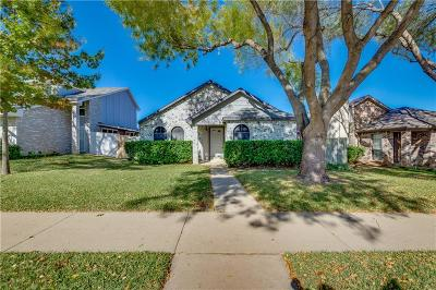 Lewisville Single Family Home For Sale: 1327 Maplewood Drive