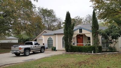 Single Family Home For Sale: 1221 Garza Avenue