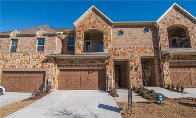 Carrollton Townhouse For Sale: 2849 Creekway Drive