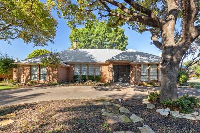 Dallas Single Family Home For Sale: 7035 Halprin Street