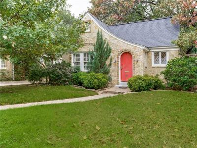 Dallas Single Family Home For Sale: 1015 N Winnetka Avenue
