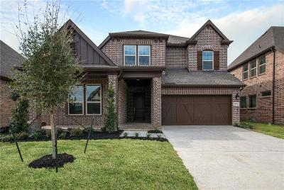 Flower Mound Single Family Home For Sale: 4955 Gleneagle Drive