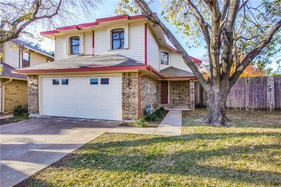 Carrollton Single Family Home For Sale: 3813 Clover Hill Lane