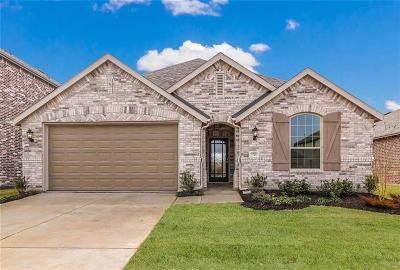 Aubrey Single Family Home For Sale: 1720 Steppe Trail Drive