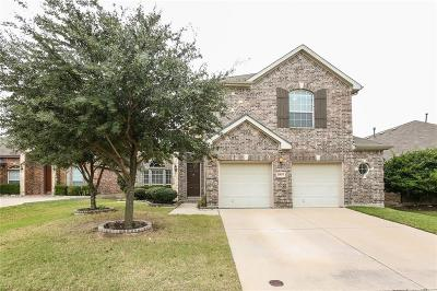 Fort Worth Single Family Home For Sale: 11853 Basilwood Drive