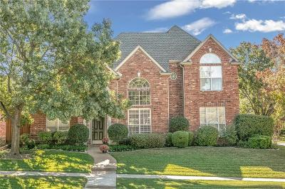 Dallas Single Family Home Active Option Contract: 4404 Buttonwood Court