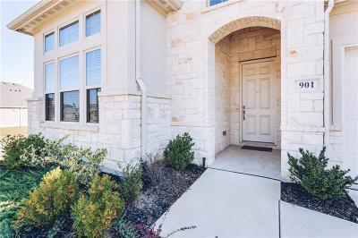 McKinney Single Family Home For Sale: 901 Llano Falls Drive