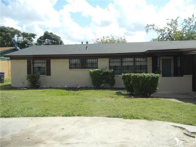 Single Family Home For Sale: 2376 Blue Creek Drive