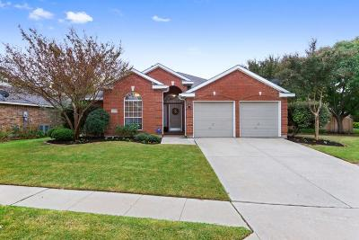 Mckinney Single Family Home Active Option Contract: 2905 Coventry Lane