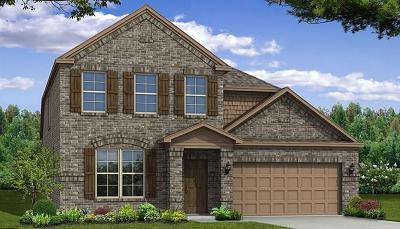 Melissa Single Family Home For Sale: 3025 Teak Drive