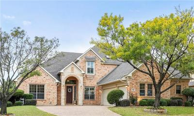 Flower Mound Single Family Home For Sale: 3101 Southmoor Trail