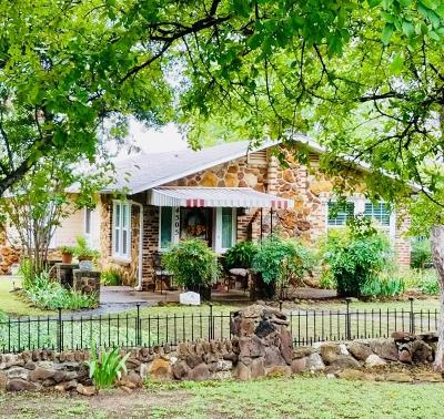 Fort Worth Single Family Home For Sale: 4505 Clarke Drive