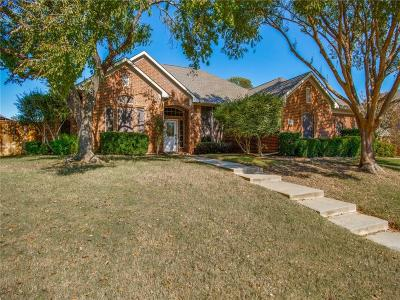 Flower Mound Single Family Home For Sale: 2312 Waterford Drive