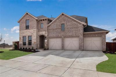 Frisco Single Family Home For Sale: 1383 Dulverton Drive