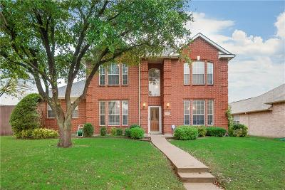 Rowlett Single Family Home For Sale: 7501 Silver Lake Drive