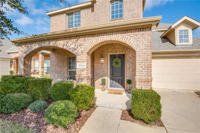 McKinney Single Family Home For Sale: 10304 Canyon Lake View