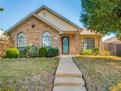 Single Family Home For Sale: 7008 Club Creek Drive