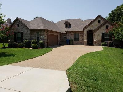Flower Mound Single Family Home For Sale: 4613 Walnut Street