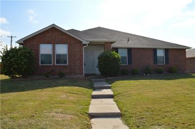 Rockwall Single Family Home For Sale: 3047 Trailview Drive