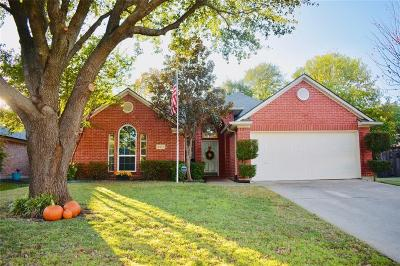 Single Family Home For Sale: 5517 Hill Haven Court