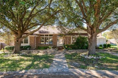 Tarrant County Single Family Home For Sale: 7333 Lake Country Drive