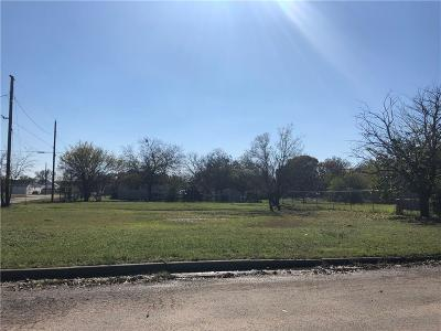 Mineral Wells Residential Lots & Land For Sale: 1500 4th Avenue