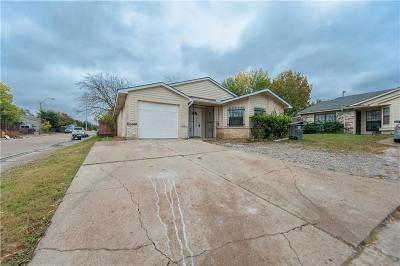 Single Family Home For Sale: 9536 Kerrville Street