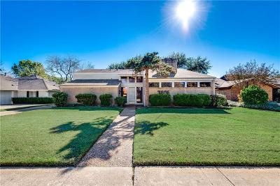Farmers Branch Single Family Home For Sale: 3806 Wooded Creek Drive