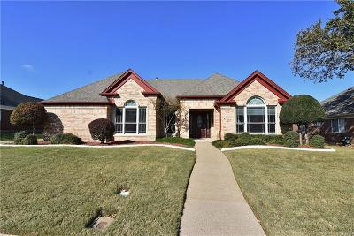 Lewisville Single Family Home For Sale: 1403 Autumn Trail