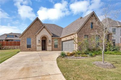 Keller Single Family Home For Sale: 512 Stratton Drive