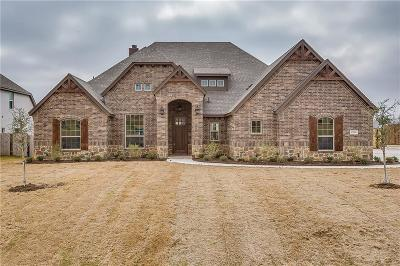 Haslet Single Family Home For Sale: 13016 Chisholm Ranch Drive