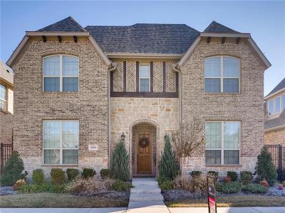 Southlake Single Family Home Active Option Contract: 1529 Le Mans Lane