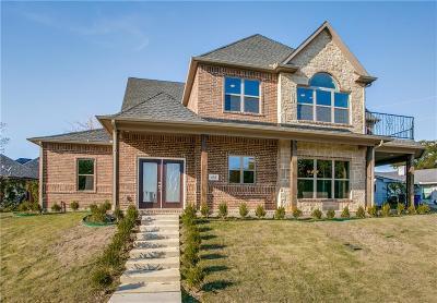Collin County, Dallas County, Denton County, Kaufman County, Rockwall County, Tarrant County Single Family Home For Sale: 431 Peninsula Drive
