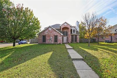 Rockwall Single Family Home Active Option Contract: 301 Westwood Drive
