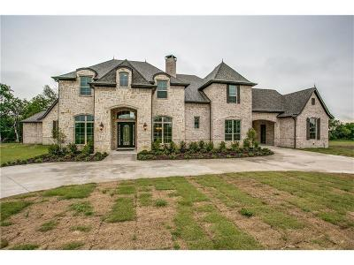 McKinney Single Family Home For Sale: 4357 Waterstone Estates Drive