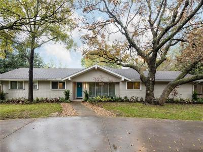 Single Family Home For Sale: 6522 Willow Lane