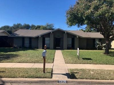 Farmers Branch  Residential Lease For Lease: 13135 Rosser Road