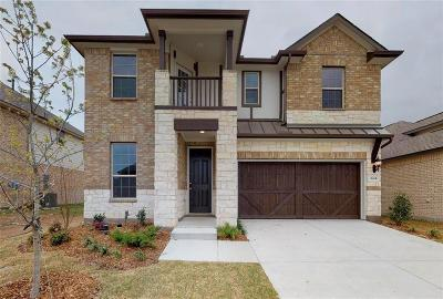 Carrollton Single Family Home For Sale: 4744 Cash Drive