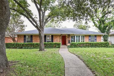 Single Family Home For Sale: 10130 Faircrest Drive