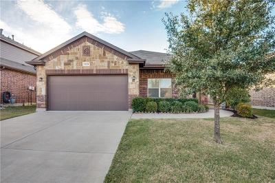 Fort Worth Single Family Home Active Option Contract: 7129 Cloudcroft Lane