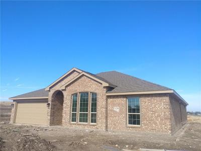 Weatherford Single Family Home For Sale: 7239 Veal Station Road