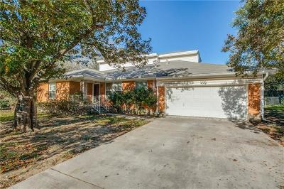 Dallas Single Family Home For Sale: 9865 Champa Drive