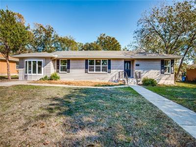 Richland Hills Single Family Home Active Option Contract: 3712 Ruth Road